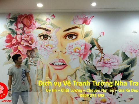 Dịch vụ Vẽ Tranh Tường Nha Trang