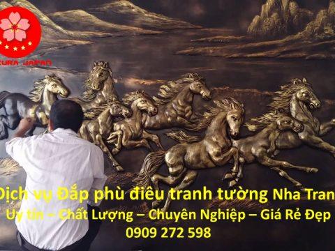 Đắp Phù Điêu Nha Trang