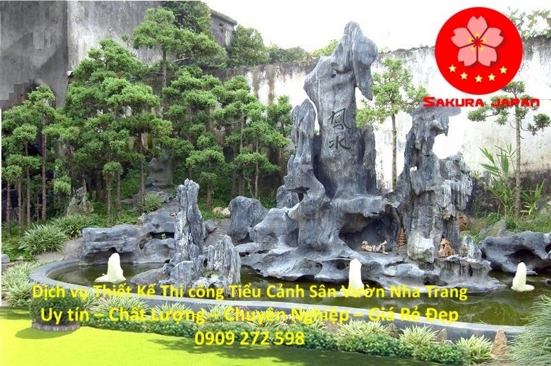 Thiết Kế Thi Công Sân Vườn Nha Trang Rẻ Đẹp Nhất 10