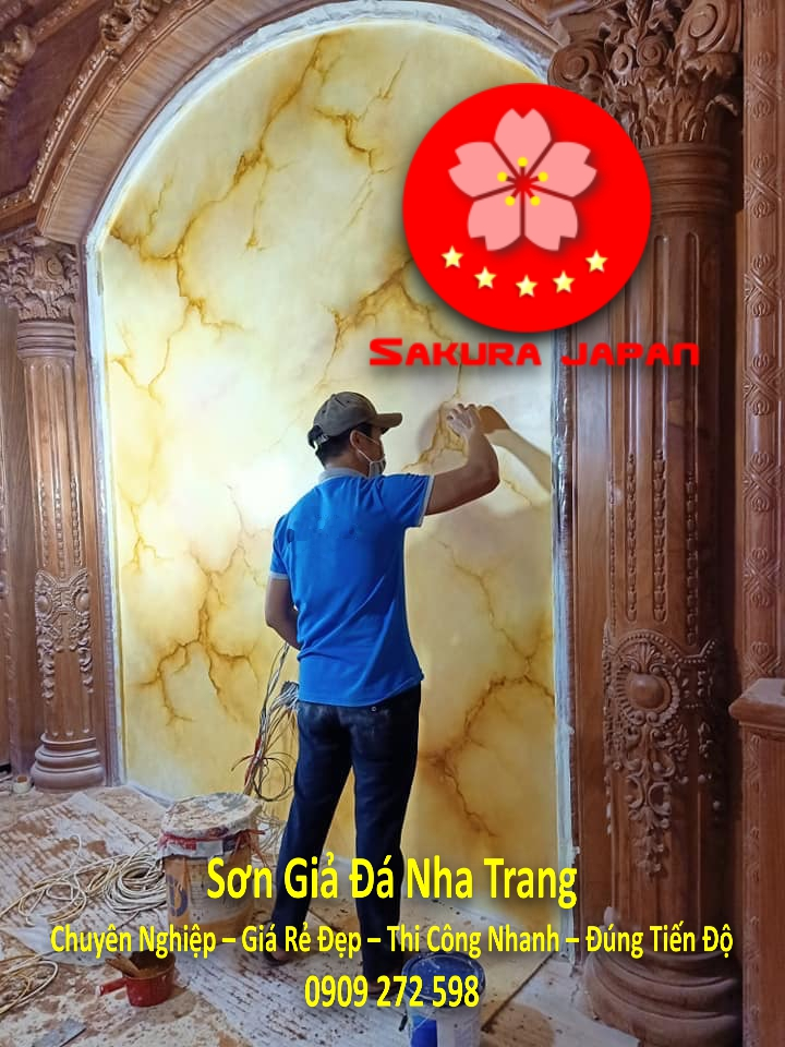 Làm Sơn Giả Đá Nha Trang