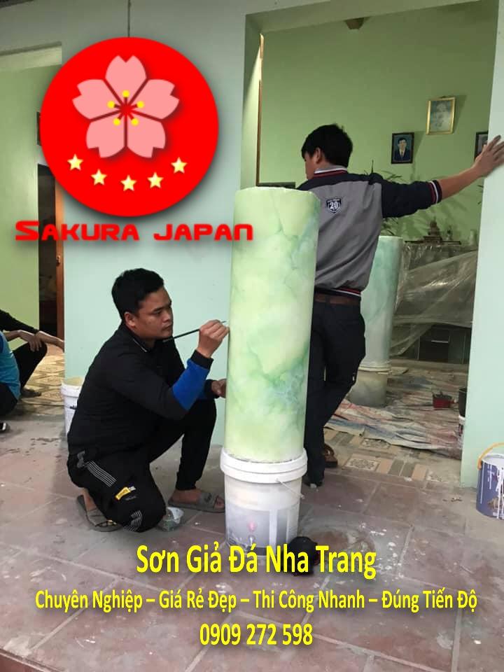 Thi Công Sơn Giả Đá Nha Trang