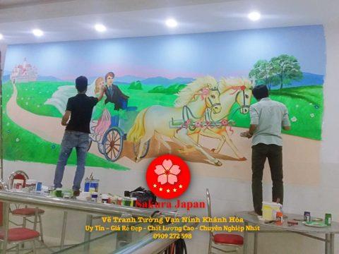 Vẽ Tranh Tường Vạn Ninh Khánh Hòa